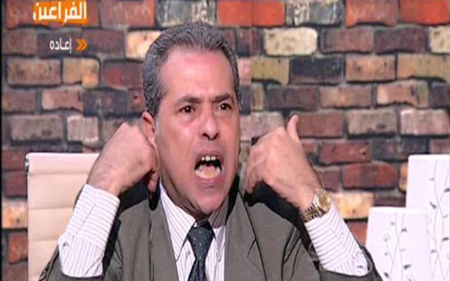 غضب عراقي ومصري ودعوى قضائية ضد عكاشة لوصفه العراقيين بالحمير