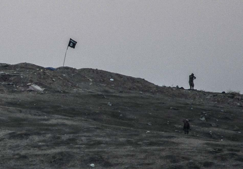 الاستخبارات التركية: ثلاثة آلاف تركي على علاقات مع تنظيم داعش