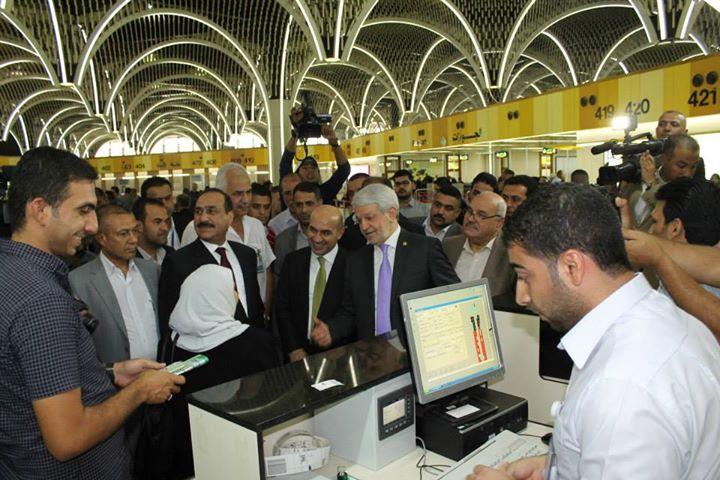 النقل تحيل ثلاثة مطارات للاستثمار أحدها في بغداد