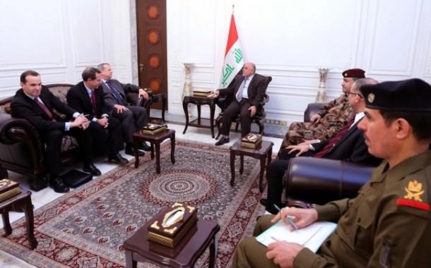 واشنطن : تسليحنا للعشائر العراقية السنية سيكون عبر حكومة العبادي