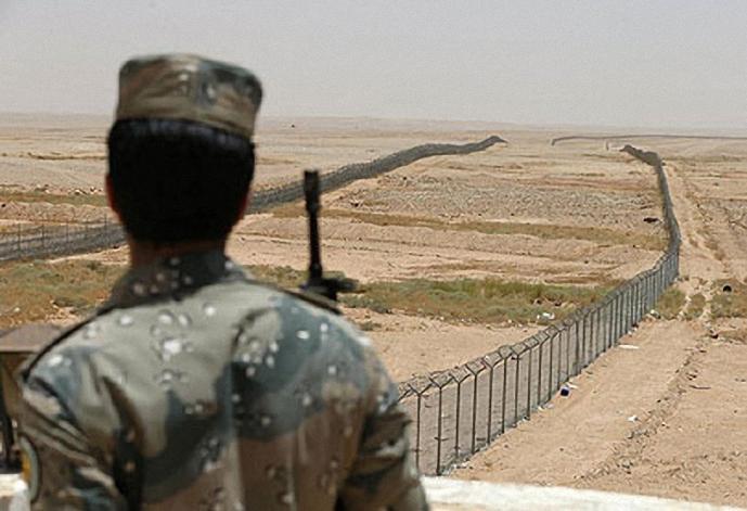 حرس الحدود السعودي:سنطلق النار على اي متسلل من العراق دون تحذير