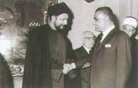 الإمام موسى الصدر رفض أكل سمك الجمبري على مائدة الزعيم جمال عبد الناصر
