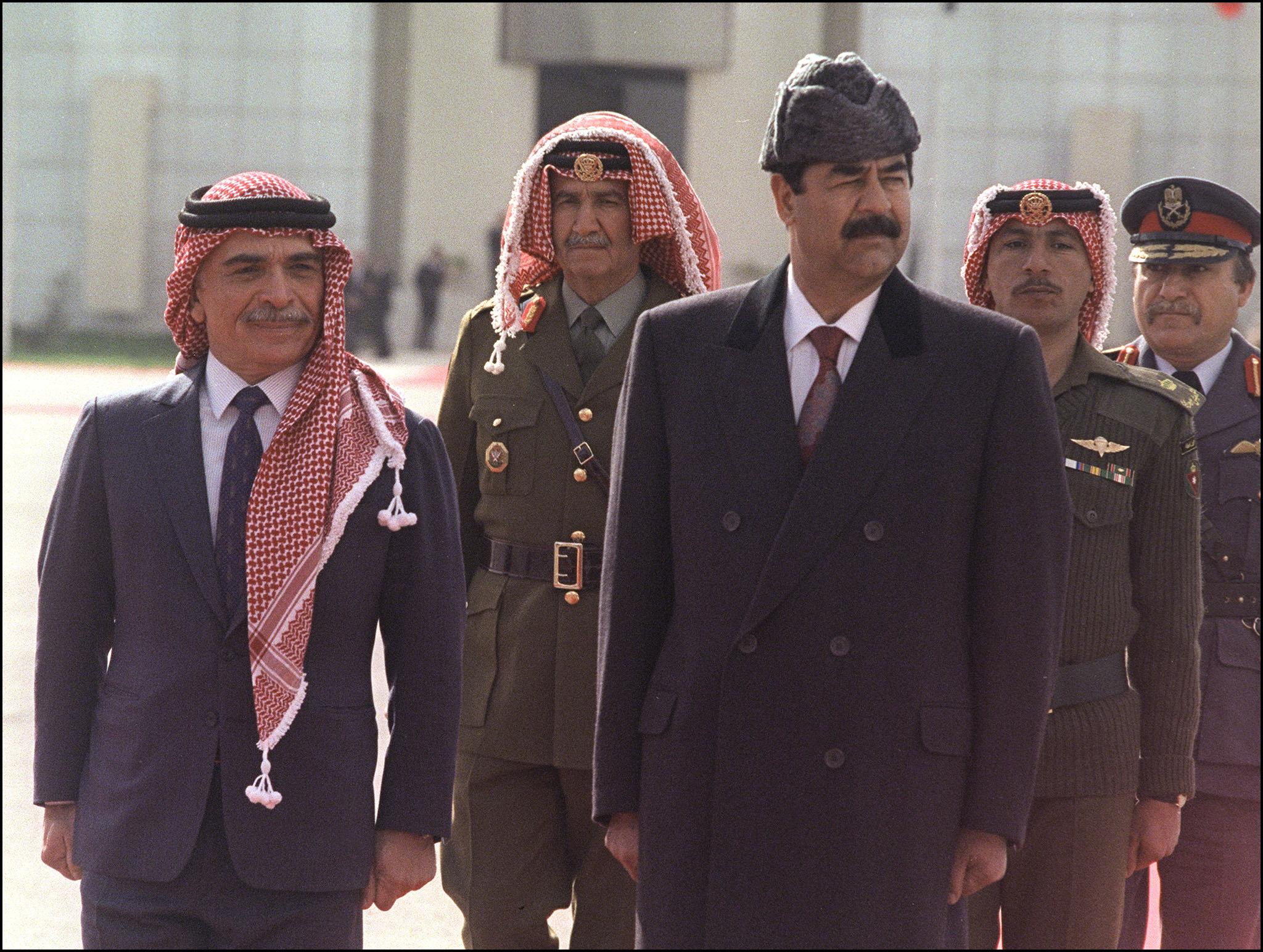 التسجيلات السريّة لصدّام حسين ج- 3 : الملك حسين رجل طيب ومبارك يتعمّد إهانة الرؤساء