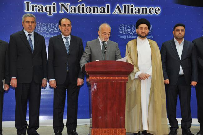 التحالف الشيعي ..خلافات قواه تحتدم على رئاسته