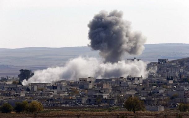 الجيش الأمريكي: تنفيذ 34 ضربة جوية في العراق وسوريا