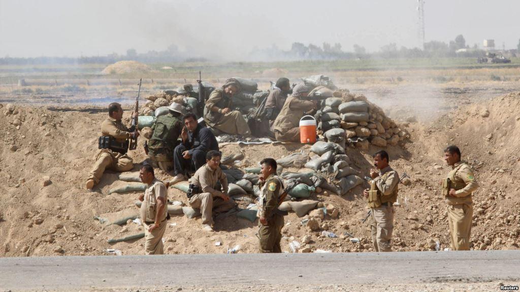 نائب كردي: خمسة آلاف عنصر من داعش هاجموا كركوك معظمهم من الصين وكوريا