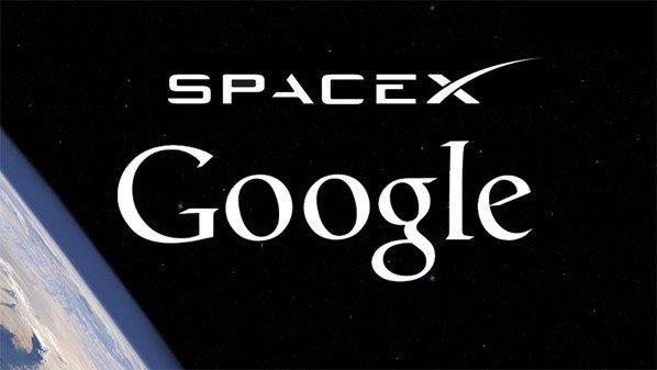 """جوجل تعتزم تمويل مشروع أقمار """"سبيس إكس"""" الصناعية للإنترنت فائق السرعة"""