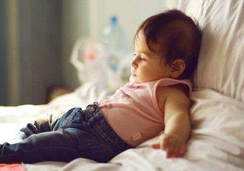 النوم خلال النهار يقوي ذاكرة الطفل