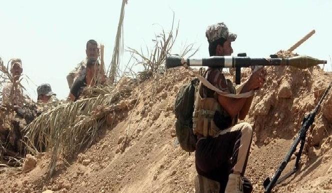 مقتل وإصابة 21 عنصرا من الحشد الشعبي بتفجير انتحاري ثان شمالي بغداد
