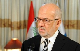 الجعفري: العراق ليس مع أي تدخل خارجي في أي بلد من البلدان العربية من دون استثناء