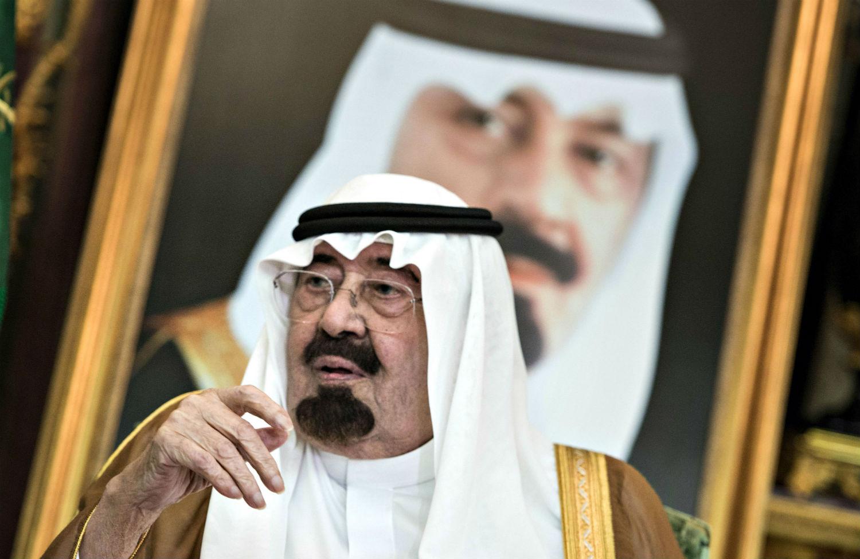 السعودية تنعى الملك عبد الله بن عبد العزيز وتبايع الملك سلمان والأمير مقرن ولياً للعهد