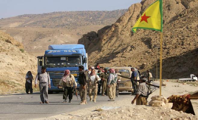 هجوم جديد للميليشيات الايزيدية على قرى عربية بالموصل