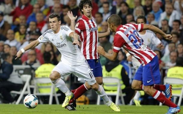 أتلتيكو مدريد يضرب الريال بثنائية في جولة ذهاب كأس الملك
