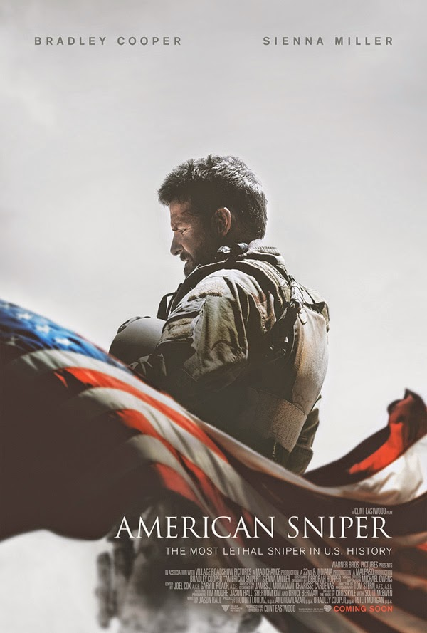"""""""American Sniper"""" فيلم يروي قصة أفضل قناص في تاريخ أمريكا"""