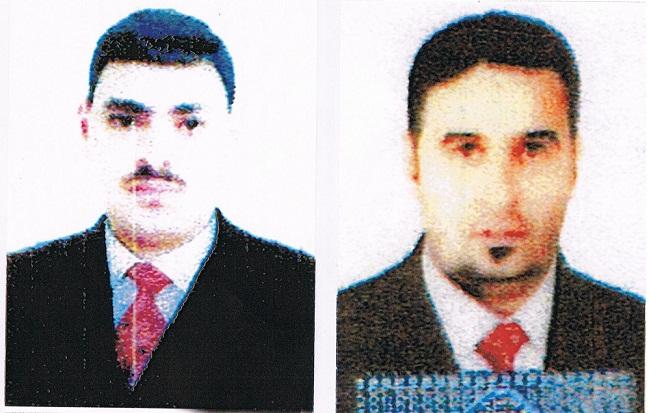 صور المتهمين الهاربين في عملية أختلاس مصرف الرافدين