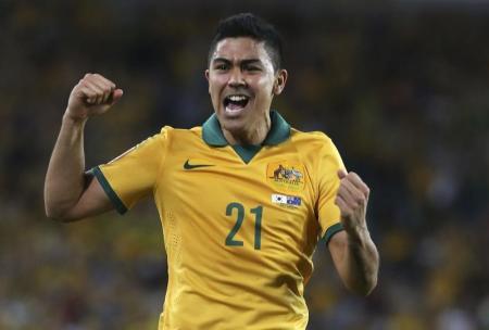 الاسترالي لونجو أفضل لاعب في كأس آسيا 2015 بعد فوز بلاده على كوريا الجنوبية