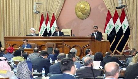 قوانين الحرس الوطني والمساءلة والبعث امام البرلمان وسط خلافات