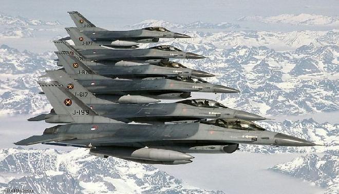 واشنطن تنشر طائرات في كردستان لانقاذ طياري التحالف إذا اسقطت طائراتهم