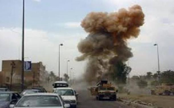 مقتل ثلاثة من عناصر الحشد الشعبي وإصابة خمسة آخرين بانفجار منزل مفخخ غربي بغداد