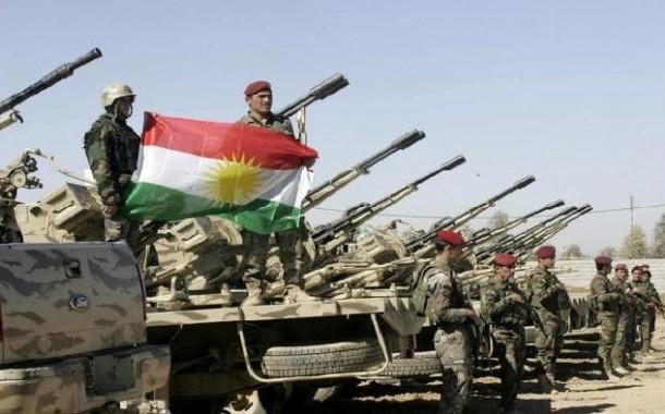 البيشمركة تحاصر عدة قرى في محور سد الموصل