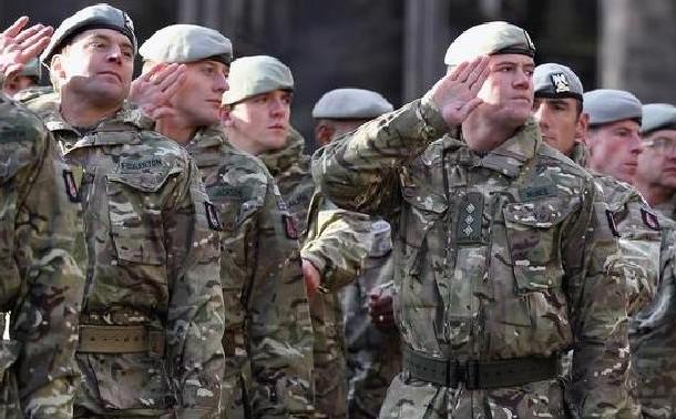 مساع بريطانية لتجنيد المسلمين في الجيش
