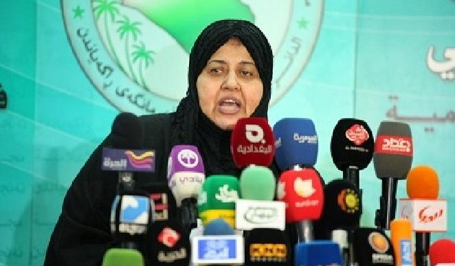 الدايني تطالب العبادي بعقد جلسة مجلس الوزراء المقبلة في ديالى بعد تحريرها من
