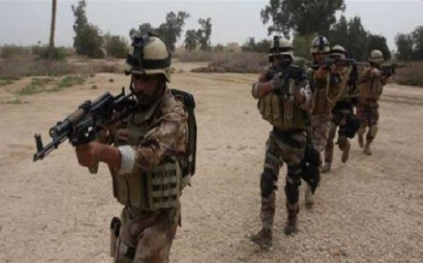 حرب شوارع بين القوات العراقية وعناصر داعش في احياء شمال تكريت