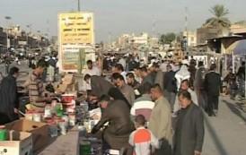 """سوق مريدي """"البغدادي"""".. ثغرة أمنية واجتماعية"""