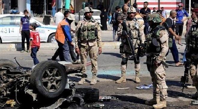 ثمانية قتلى وجرحى في حصيلة انفجار الشاحنة بالبصرة
