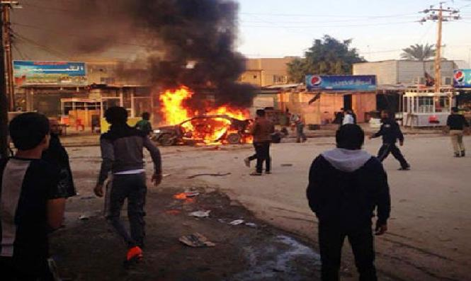 مقتل واصابة 19 شخصاً في بعقوبة مركز محافظة ديالى