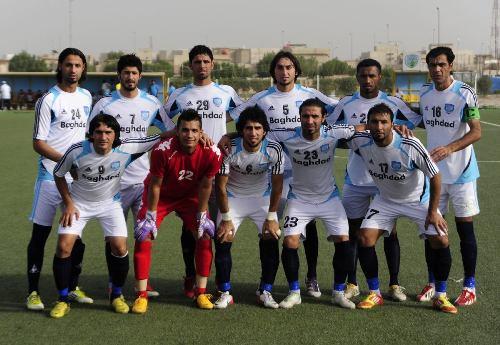 تقاعس لاعبي امانة بغداد اوقع عقوبات مالية كبيرة عليهم