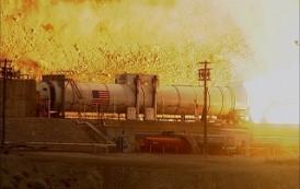 """""""ناسا"""" تختبر بنجاح أقوى صاروخ فضائي في العالم"""