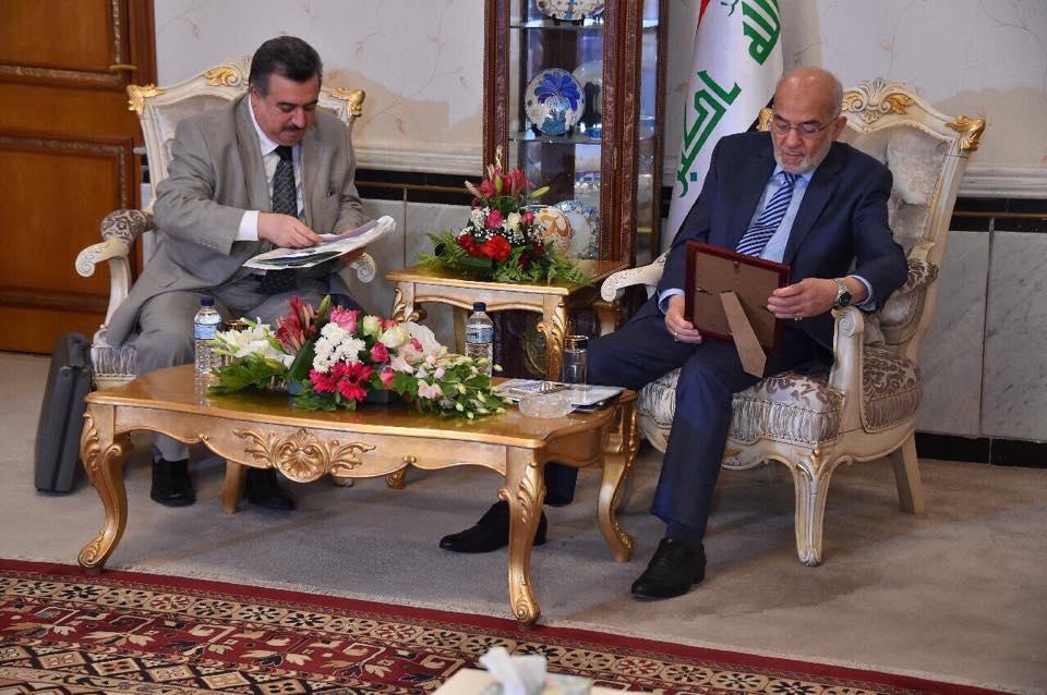 الجعفري يختار سفيرا كرديا وكيلا لوزارة الخارجية