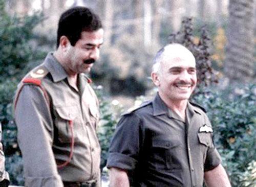أسرار وخفايا الغزو العراقي للكويت ح 3 : حينما فشل الملك حسين بجولته الخليجية دعا صدام إلى تحشيد قواته على الحدود مع الكويت