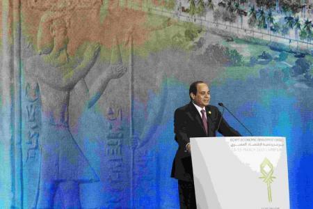 إلى جانب 12 مليار دولار .. مؤتمر شرم الشيخ يعكس