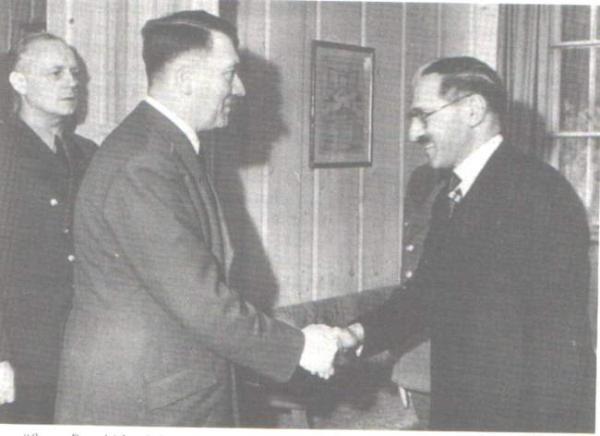 الخطة السرية لهروب رشيد عالي الكيلاني الى السعودية بعد انهيار المانيا النازية
