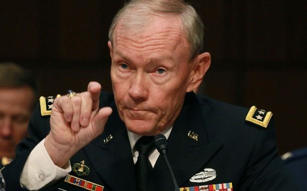 الجنرال ديمبسي يحذر من تفكك الائتلاف الدولي بسبب الخلافات الطائفية في العراق