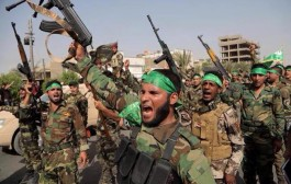 الحشد الشعبي يعلن استهداف طائرة استطلاع حلقت فوق مقر له في حزام بغداد