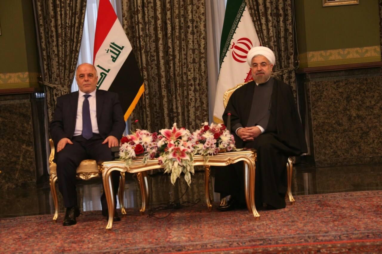 العبادي يطلب من طهران خلال زيارة سرية حل الخلافات مع الحشد الشعبي