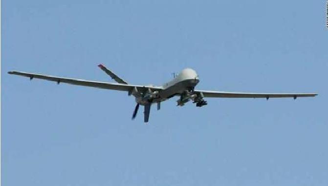 سوريا تعلن اسقاط طائرة استطلاع أميركية في اللاذقية