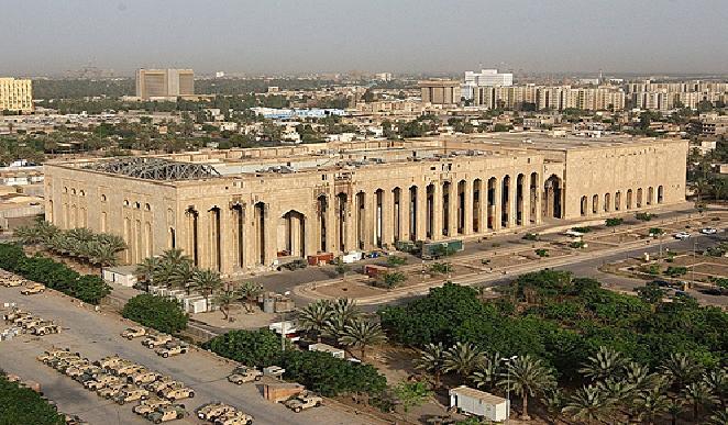 السفارة الامريكية ترد على العامري: لم نرفض أبداً إعطاء العربات المدرعة للقوات العراقية