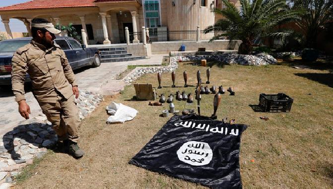 داعش يفخخ