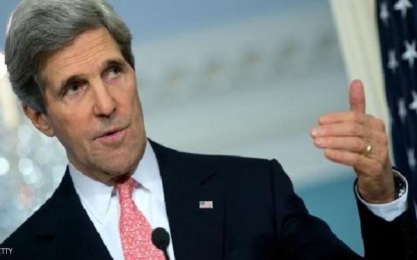 كيري: مضطرون للحوار مع الأسد لإنهاء الحرب السورية