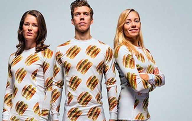 ماكدونالدز تطلق موديلاتها الخاصة من الملابس والأدوات المنزلية