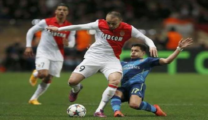 موناكو يتأهل لربع نهائي أبطال أوروبا بعد غياب 11عاما