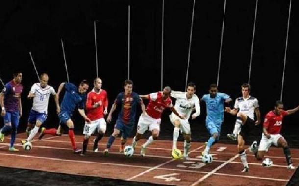 الأتحاد الدولي لكرة القدم (فيفا) يعلن اسم اللاعب الاسرع في العالم