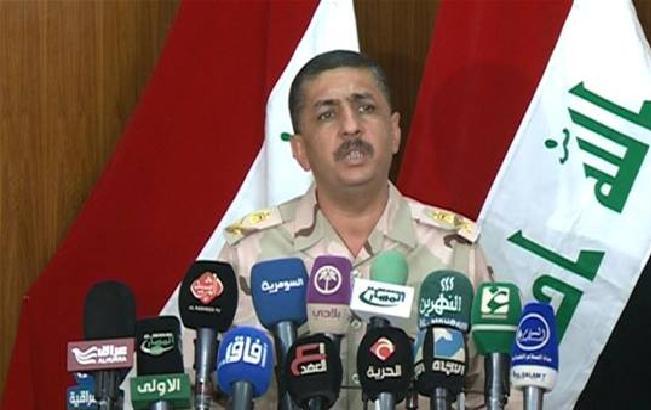 قائد الشرطة الاتحادية: حررنا 137 قرية وقضاء وناحية من داعش وعمليات تكريت مستمرة