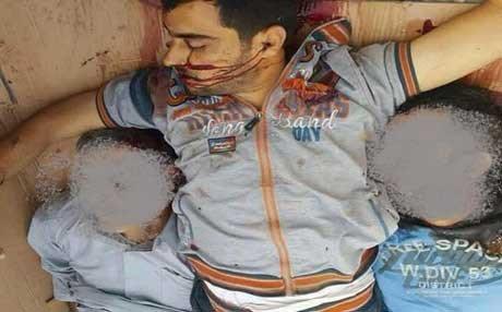 شيخ عشيرة البو نمر : نازحي الرمادي بدأوا بالهروب من بغداد بسبب عنف الميليشيات