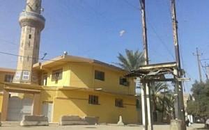 مسجد الحاج زيدان في الطوبجي