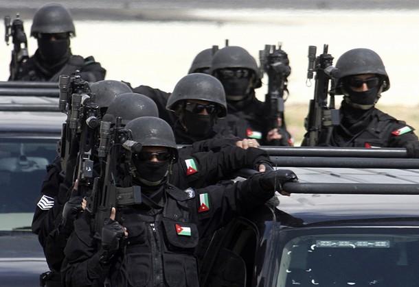 اتفاق سري عراقي - اردني للاستعانة بقوات برية لتحرير المناطق السنية